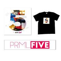 限定5点‼︎『PRIBUM TWO』+予約限定ジャケットTシャツ+マフラータオル【1000円OFF】