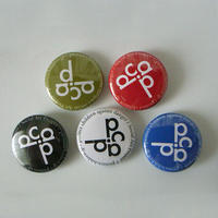 25mm PIN BADGE 5PIECE set