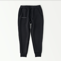 C R E A T O R sweat pants / BLACK
