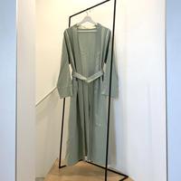 Long  Gown  / Cotton&Linen