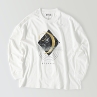 Graphic Art t-shirt / ETERNAL DIAMOND