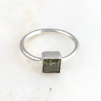 Peridot Ring / VINTAGE No,251
