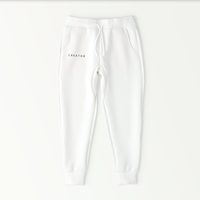 C R E A T O R sweat pants / WHITE