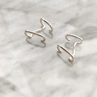 B E A U T Y : Ear Cuff No,1  / Silver925