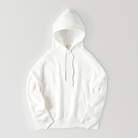 Simple BIG sweat shirt hoodie
