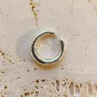 B E A U T Y : MOON Ear Cuff Ring  / Silver925