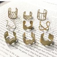 Phalange Ring / RawBrass