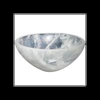 Clear Quartz Bowl / INDIA