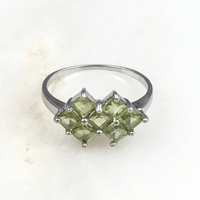 Peridot Ring / VINTAGE No,248