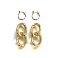 PIERCE & EARRING  / GOLD
