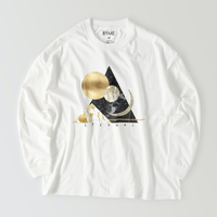 Graphic Art t-shirt / ETERNAL TRIANGLE