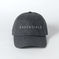 ESSENTIALS  Cap / Gray
