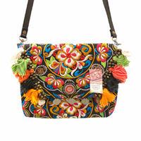 Crossbody Bag : BG516BLA2 / THAILAND