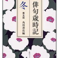 俳句歳時記 冬 第5版