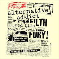 TEE - 083:alternative addict (NATURAL)