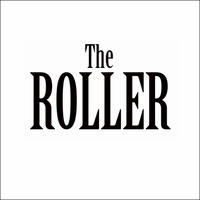 TEE - 044:The ROLLER (WHITE)
