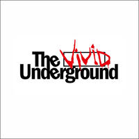 TEE - 040:THE VIVID UNDERGROUND (WHITE)