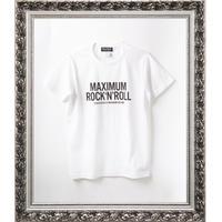 MAXIMUM ROCK'N'ROLL (WHITE)
