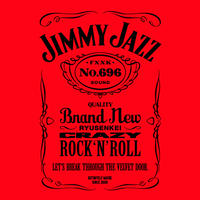 TEE - 023:JIMMY JAZZ (RED)