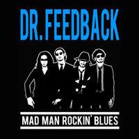 TEE - 017:DR. FEEDBACK (BLACK)