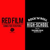 RECORD BAG - 1・2 (RED / BLACK )