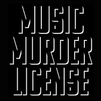 SW - 017・18:MUSIC MURDER LICENSE (WHITE / BLACK)