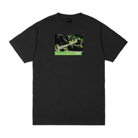 DIME JOY RIDE T-SHIRT BLACK