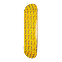 ALLTIMERS   REPEAT DECK Yellow 8.25