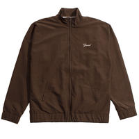 GRAND COLLECTION GRAND NYLON JACKET ESPRESSO