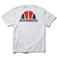 DROORS BASKETBALL SS - WHITE