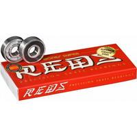 BONES SUPER REDS BEARINGS 8 PACK