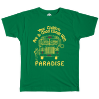PARADISE NYC GOOD HANDS GREEN
