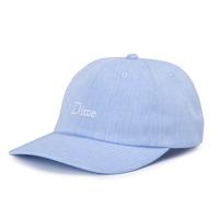 DIME  CLASSIC LOGO CAP LIGHT BLUE