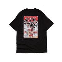 Hellrazor x RUSTO Surveillance Shirt - Black