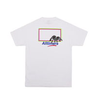 ALLTIMERS TINGLY TEE WHITE