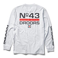 DROORS NO 43 LS - WHITE