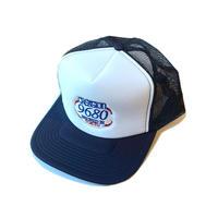 CREATION 9680 MESH CAP NAVY/WHITE