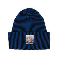 BRONZE56K MOUNTAIN BEANIE BLUE