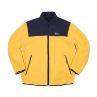 DIME FLEECE JACKET Yellow