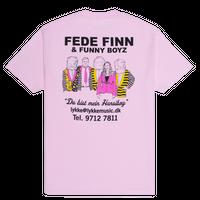 Boys Of Summer FEDE FINN T-SHIRT LIGHT PINK