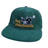 FROG Corduroy Hat Green
