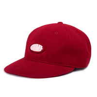 DIME POLAR FLEECE CAP RED