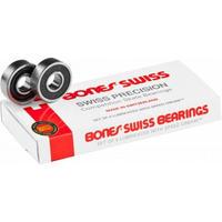 BONES SWISS BEARINGS 8 PACK