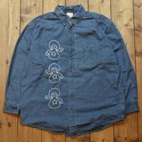 Star Girl Button Up Shirt