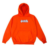 DIME HEADS HOODIE Orange