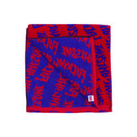 Fucking Awesome Towel Blue / Red