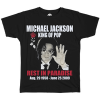 PARADISE.NYC RIP KING OF POP