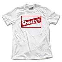 Shorty's OG Outline T-Shirt - White