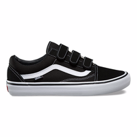 VANS OLD SKOOL V PRO BLACK/WHITE