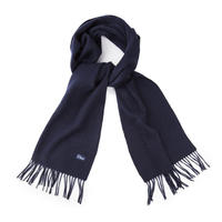 DIME CASHMERE SCARF Navy